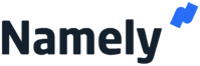 Namely Logo_Black and Blue