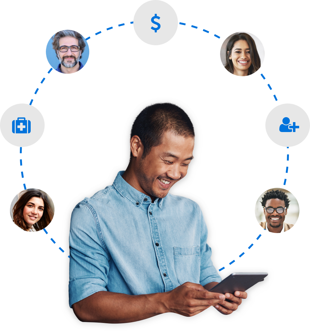 Connect Your employees with Namely's Employee Onboarding Software